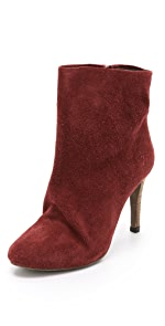 Fairfax Suede Booties                Free People