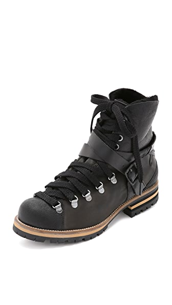 Free People Breakwater Hiker Boots