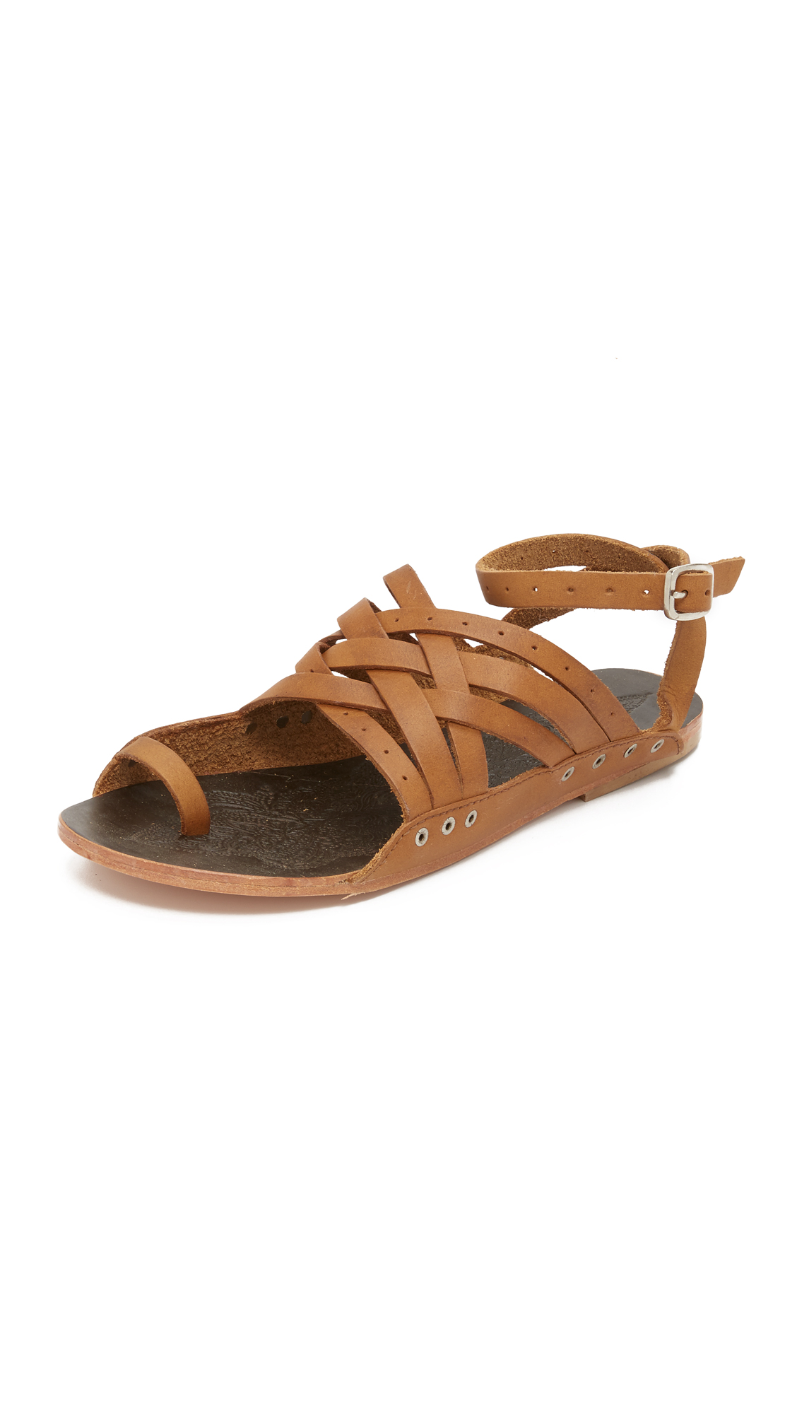 c17a7fb84a6a Free People Belize Strappy Sandals
