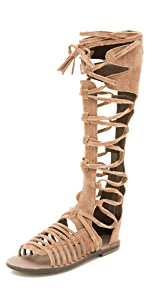 Sun Seeker Gladiator Sandals                Free People