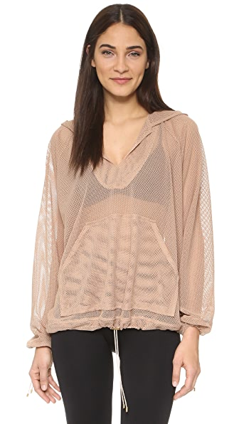 Free People Movement Billowing Hoodie