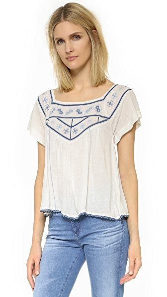 Free People Muse Tee