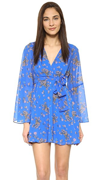 Free People Cheek Chiffon Lilou Printed Dress | 15% off first app ...