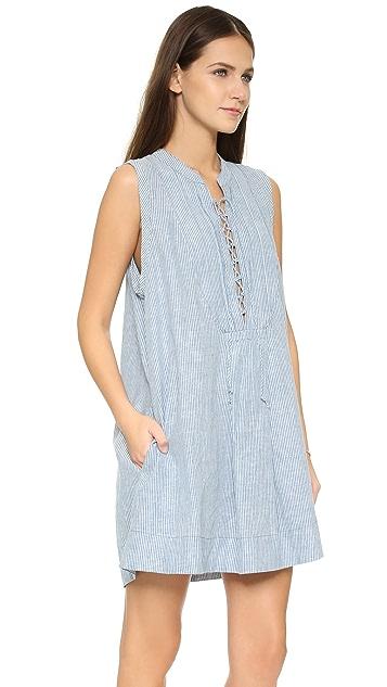 Free People Editor Mini Dress