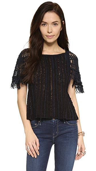 Free People Blackbird Sweater