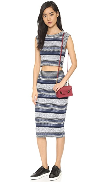 Free People Letters To My Lover 2 Piece Dress