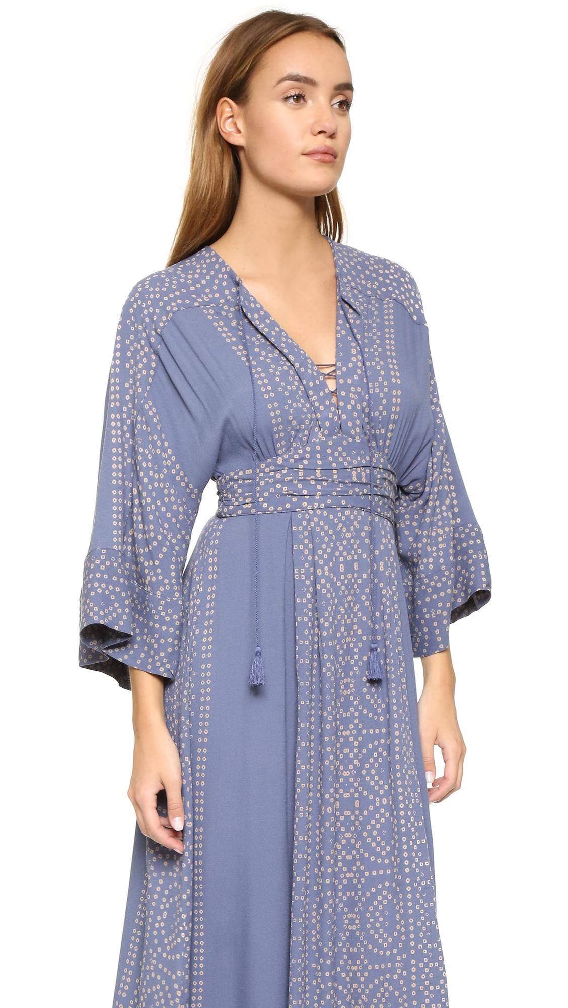 b1c89241bde4 Free People Modern Kimono Maxi Dress