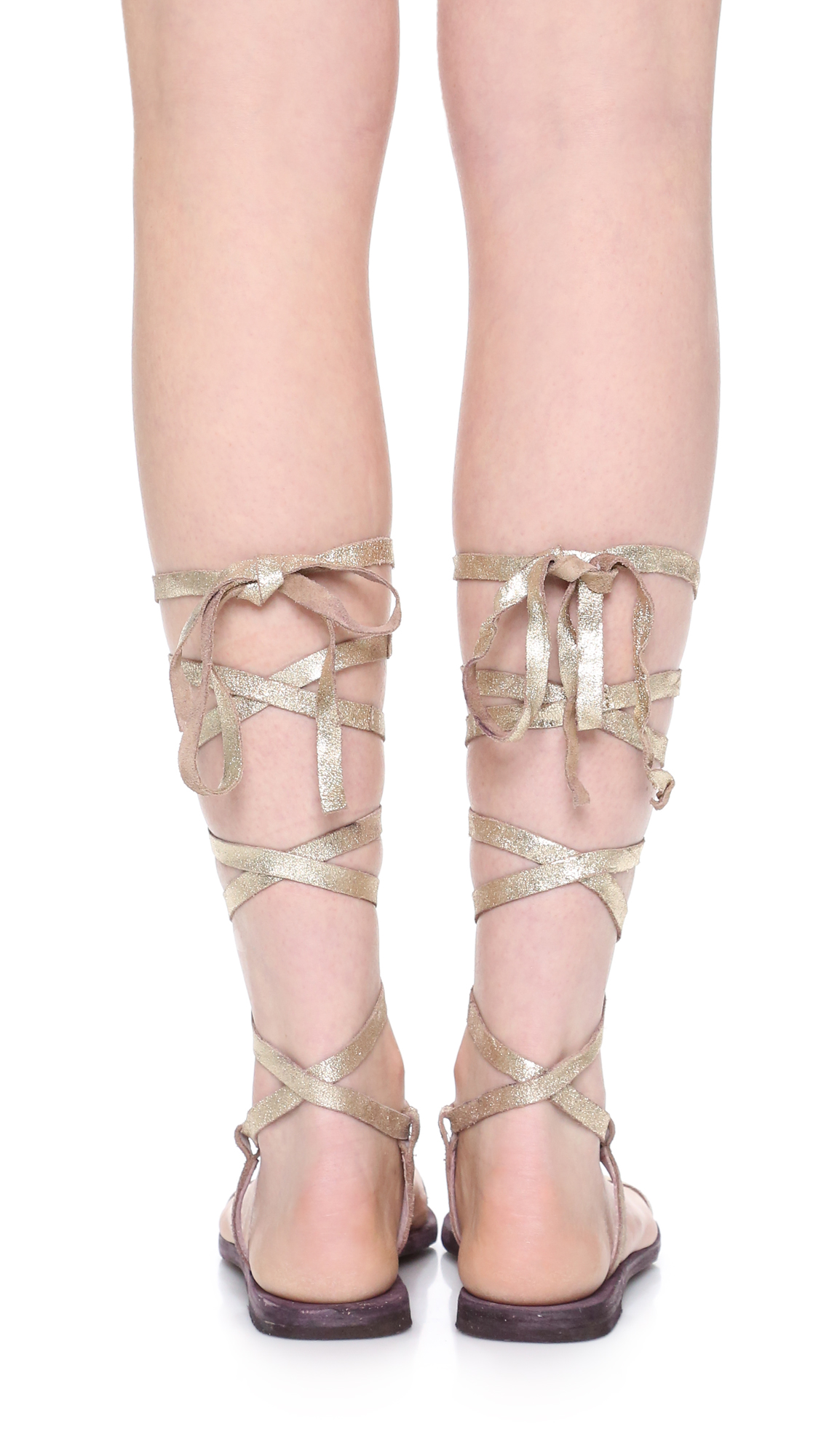 008acc6bfd5a Free People Dahlia Lace Up Sandals
