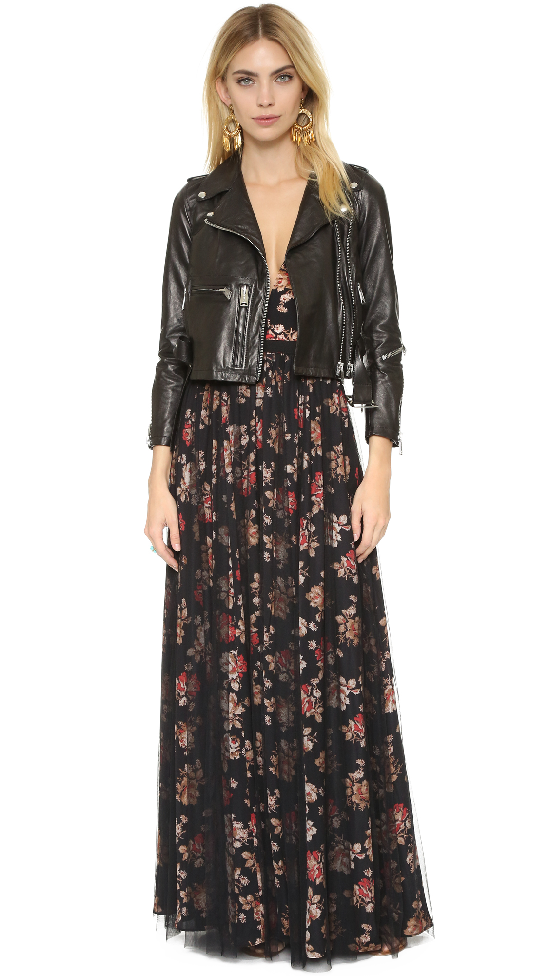 Free People Party Printed Ball Gown | SHOPBOP