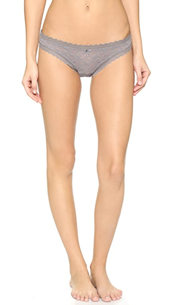 Free People Dreams Do Come True Thong - Graphite