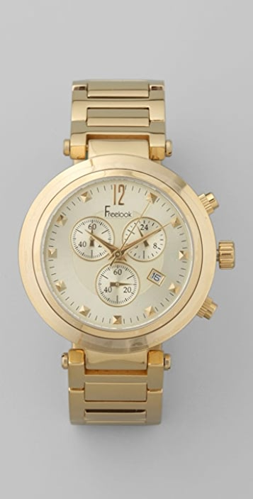 Freelook Oversized Watch