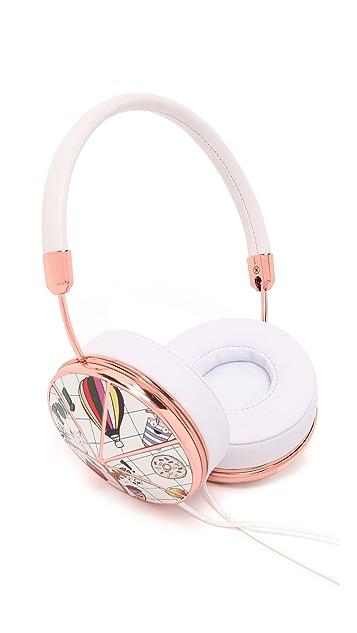 FRENDS Frends x Mira Mikati Taylor Grid Headphones