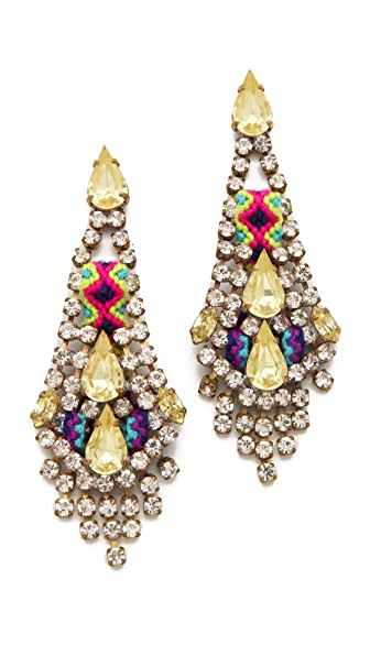 frieda&nellie Glorious Beauties Earrings