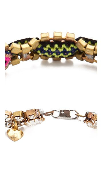 frieda&nellie Corner of 4th & Paradise Bracelet