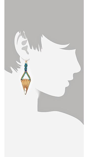 frieda&nellie Fantastically Powerful Earrings