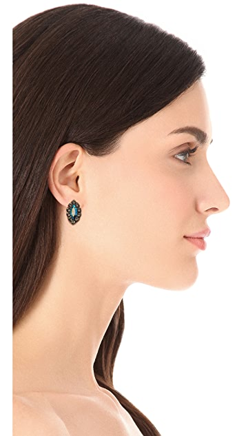 frieda&nellie Moonlight Earrings