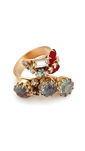 frieda&nellie Fantastical Fancy Rings