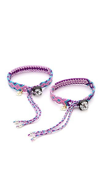 frieda&nellie Friends Forever Bracelet