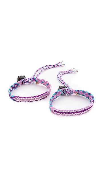 frieda&nellie Friends Forever Bracelet