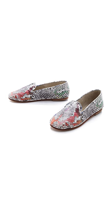 FRENCH SOLE fs/ny Drama Multicolor Loafers