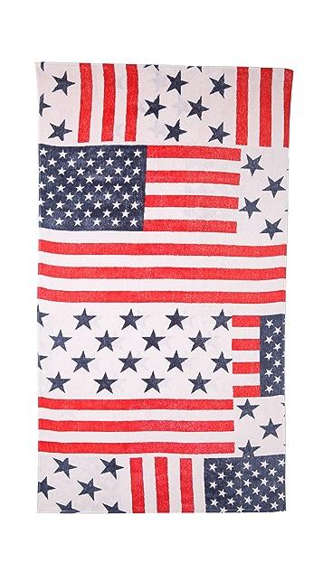 Fresco Towels Americana Beach Towel