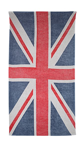 Fresco Towels Union Jack Beach Towel