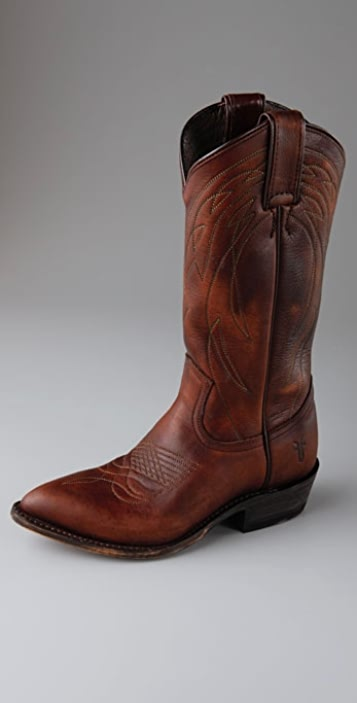 Frye Billy Pull On Western Boot
