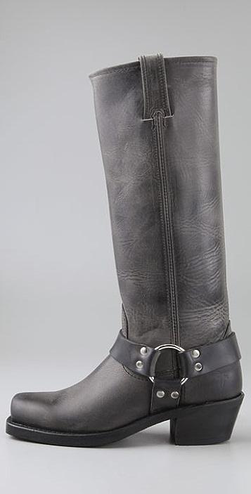Frye Harness Boots