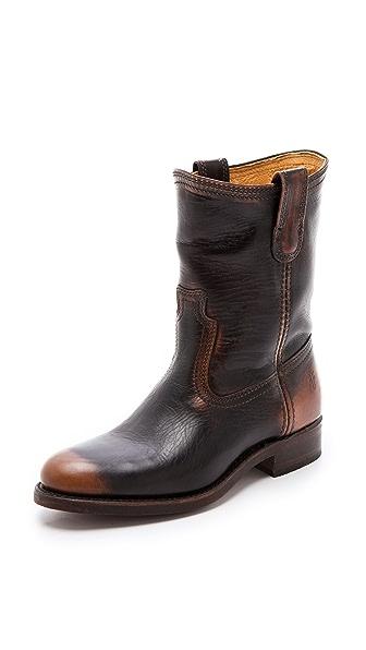 Frye Jet Roper Boots