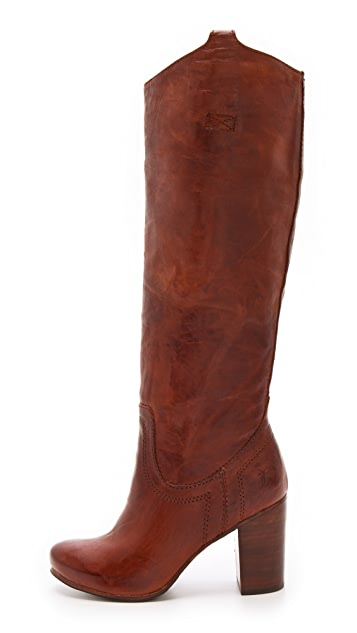 Frye Carson Boots