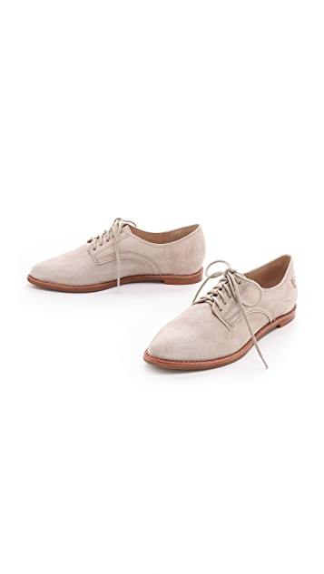 Frye Delia Oxfords