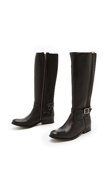 Frye Melissa Zip Boots