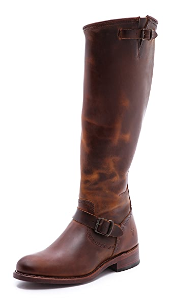 Frye 150th Anniversary Jet Engineer Tall Boots