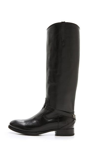 Frye Lindsay Plate Boots