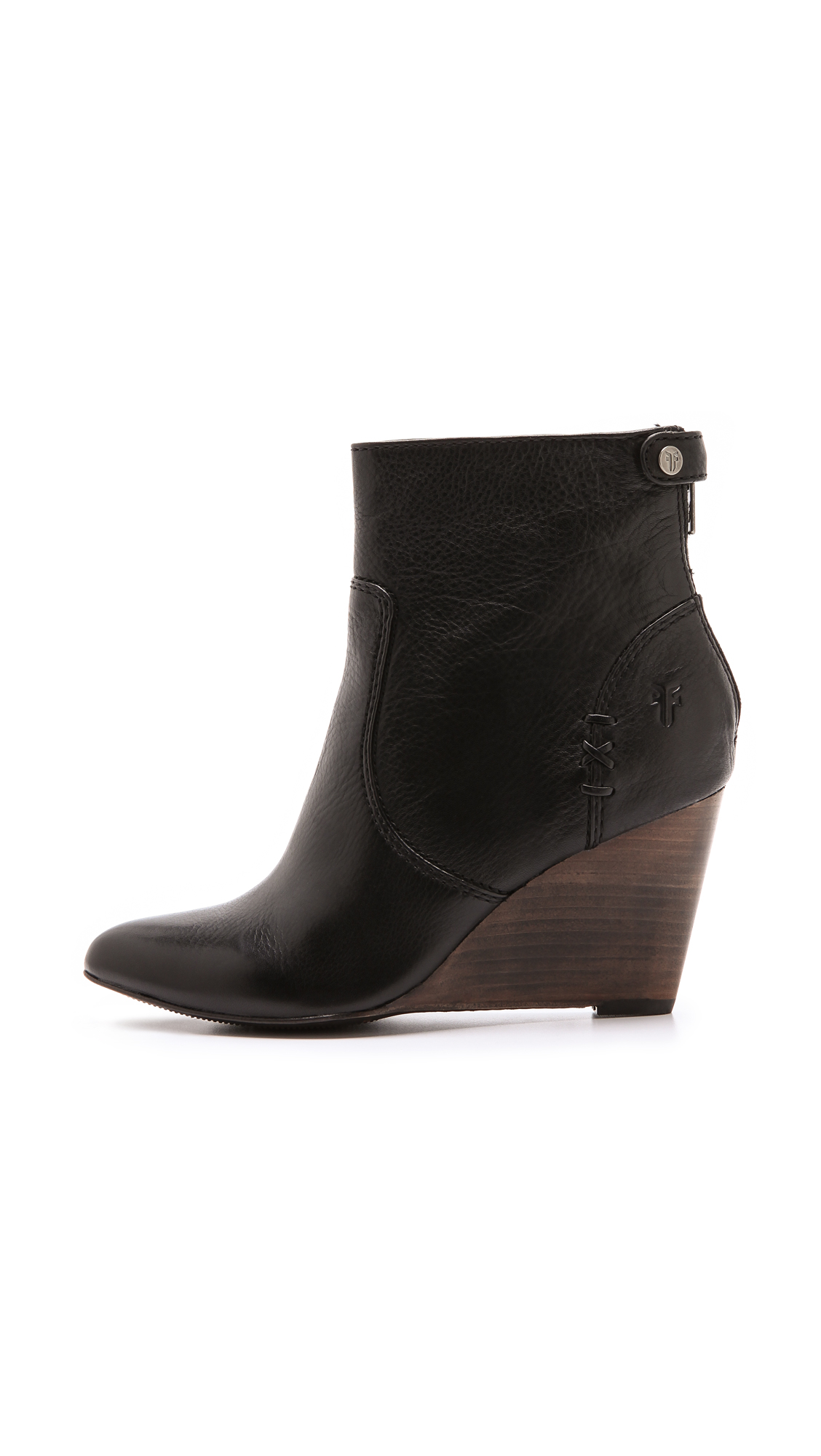 95da1407cf1 Frye Regina Wedge Booties