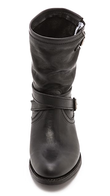 Frye Jayden Cross Engineer Boots