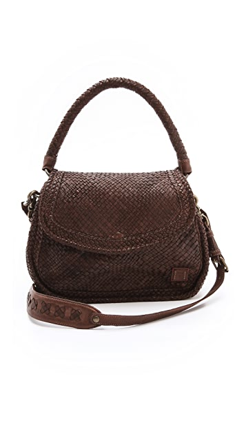 Frye Woven Shoulder Bag