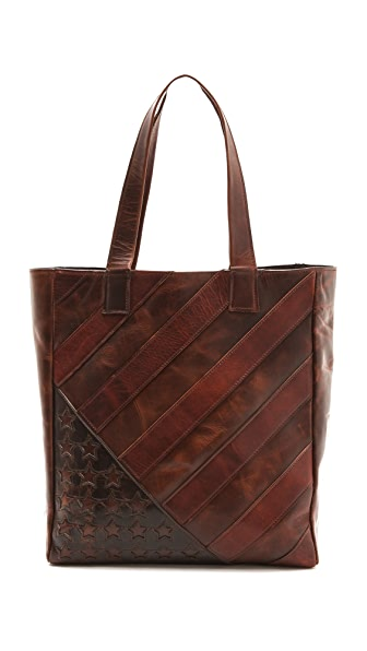Frye 150th Anniversary Flag Tote