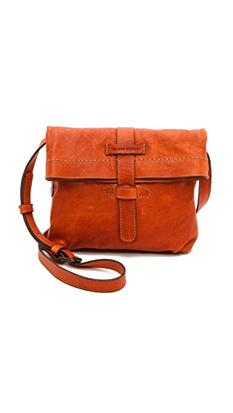Frye Artisan Fold Over Bag