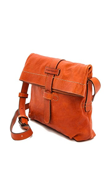 Frye Artisan Fold Over Bag