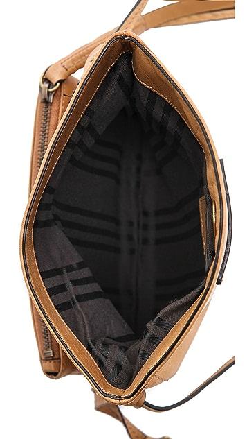 Frye Jenny Convertible Cross Body Bag