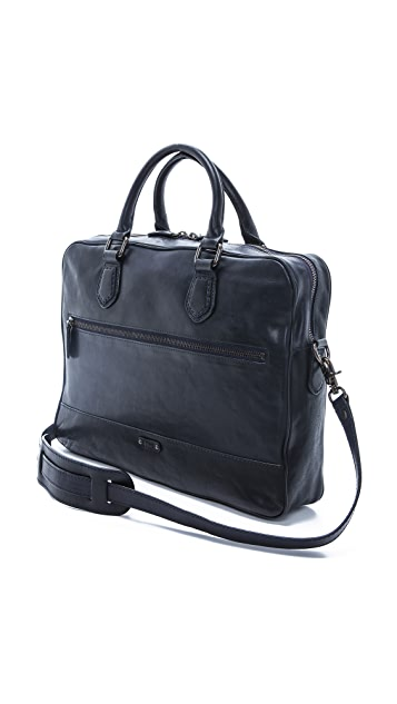Frye James Slim Work Bag