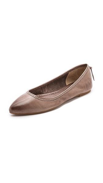 Frye Regina Ballet Flats