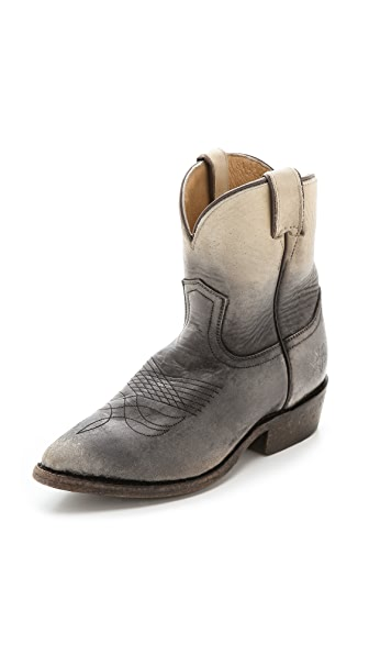 Frye Billy Short Booties
