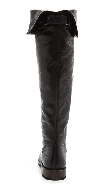 Frye Shirley Over the Knee Riding Boots