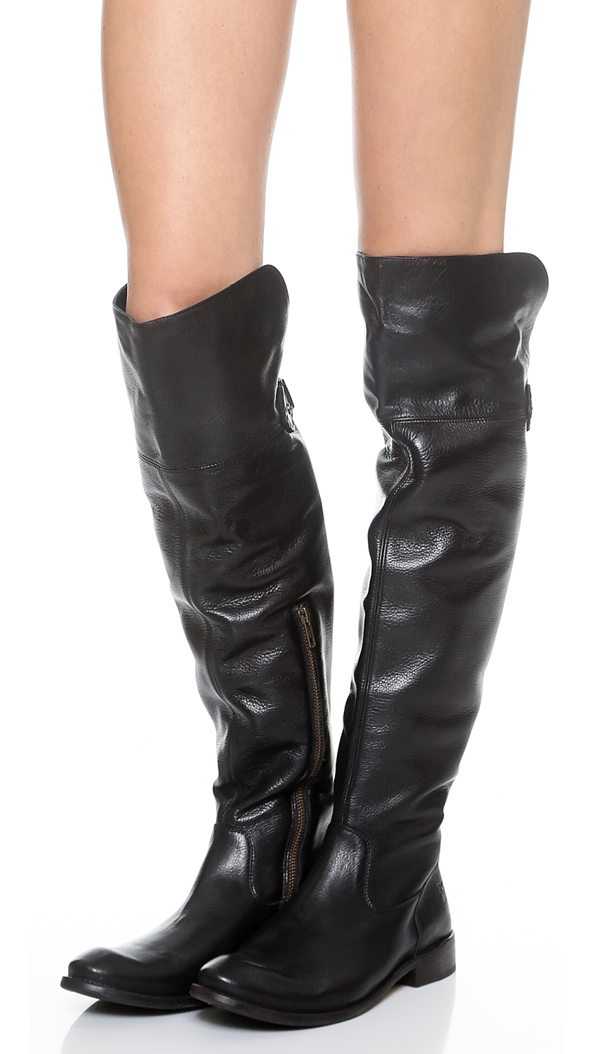 Frye Shirley Over the Knee Riding Boots | SHOPBOP