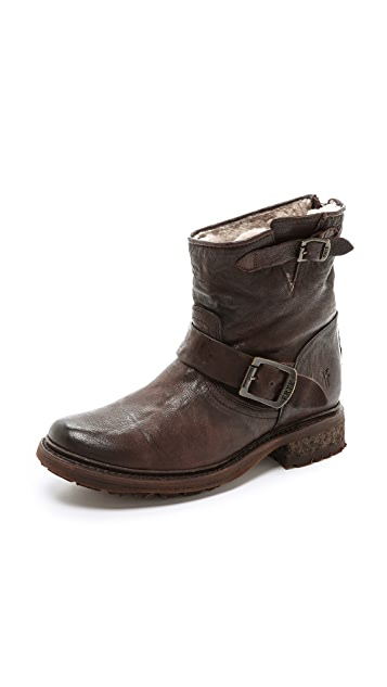 Frye Valerie Shearling Lined Boots