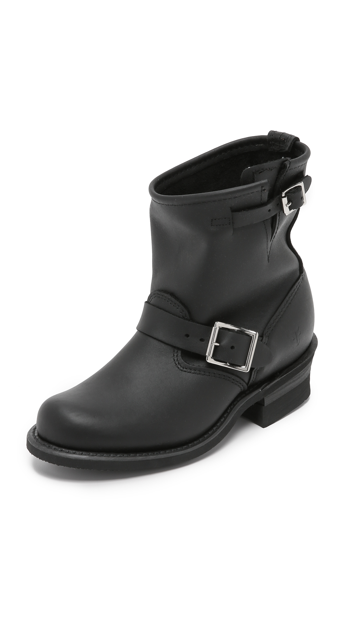 Frye Engineer 8R Boots - Black