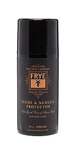 Suede & Nubuck Protector                Frye