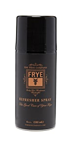 Refresher Spray                Frye